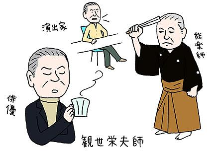 9.Can you change the style of Noh play?
