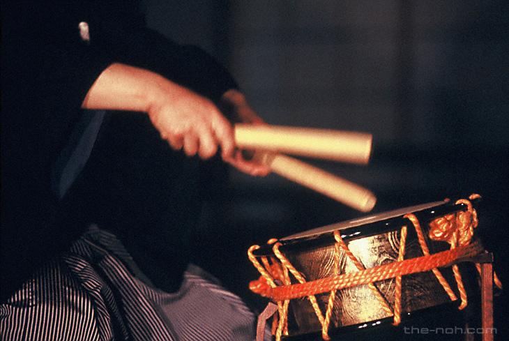 Taiko Osamu Sukegawa © TOSHIRO MORITA