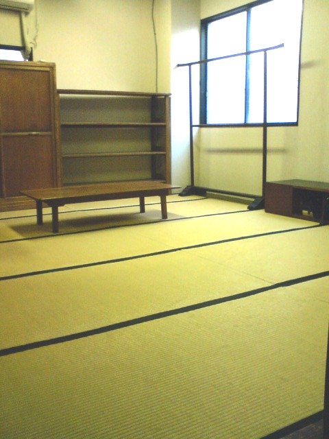 Japanese's style Small Room (Costumes Room)